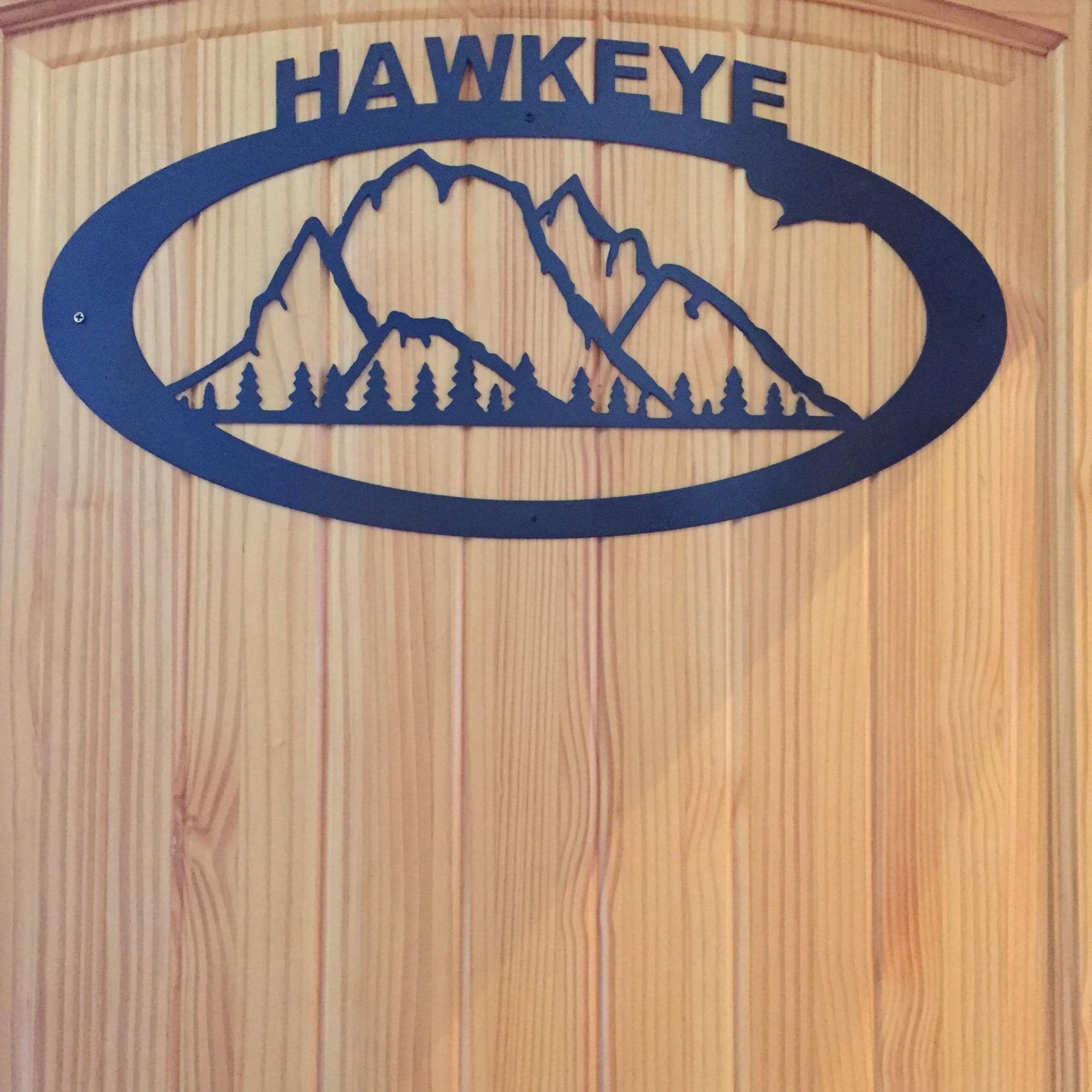 Hawkeye Door