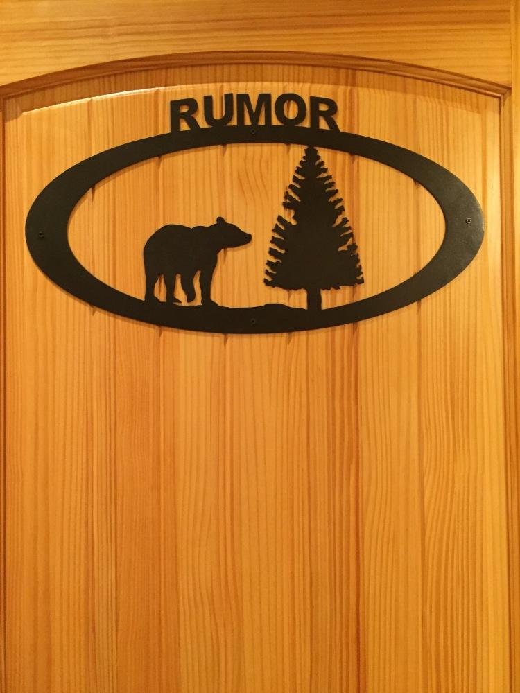 Rumor Door