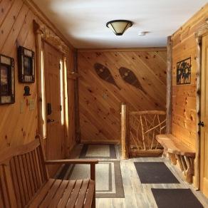 Second entryway